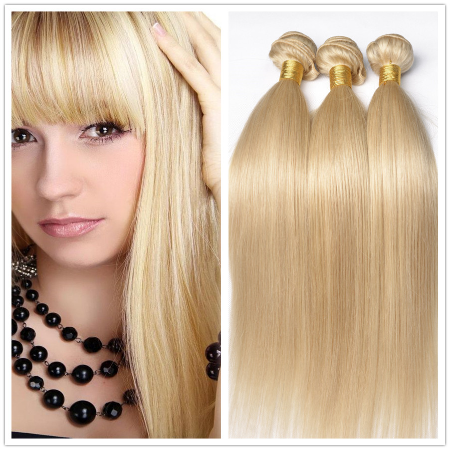 Russian blonde flawless addictions blonde brazilian virgin hair straight 613 blonde brazilian pmusecretfo Images